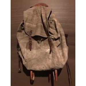Vintage napsack