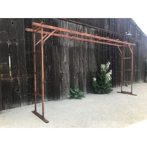 PAOLA LARGE WOOD STRUCTURE