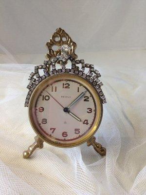 Rhinestone Clock