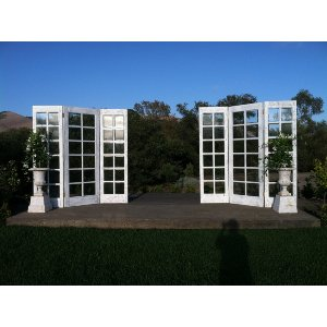 French Doors 8 feet tall
