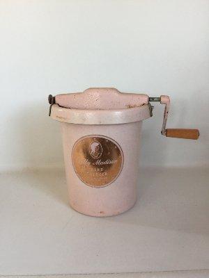 pink ice cream maker
