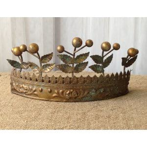 crown drape topper