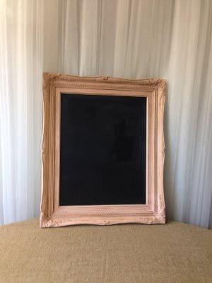 Pretty Peach Frame