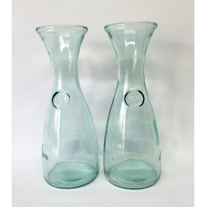Green/blue carafe