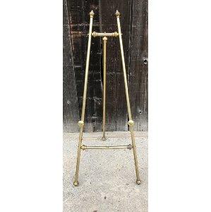 ELSA Tall brass easel