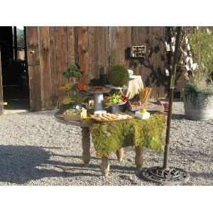 Moss Tablecloth