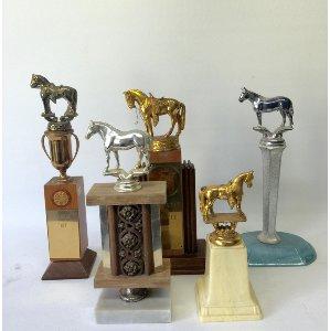 Silver Horse Trophys
