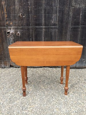 SAMANTHA WOOD TABLE