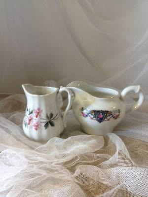 Small Vintage Pitchers