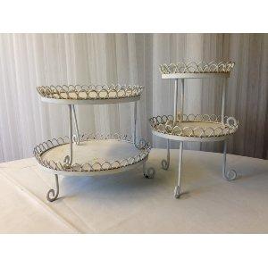 Metal Dessert Stands