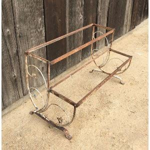 Vintage Two-tiered Stand