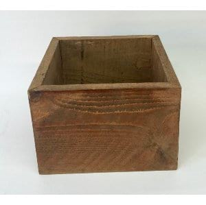 BRYCE WOOD BOX