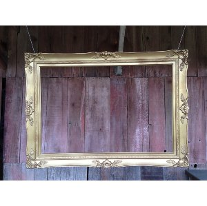GREER GOLD FRAME 24 x 36