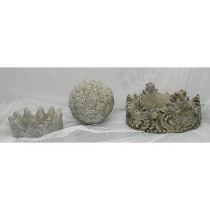 Crown and Orb Statuary