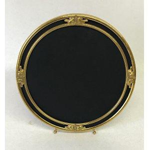 Brass round frame