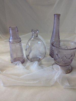 Lavender/Purple Glass