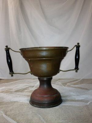 Copper Urn with Handles
