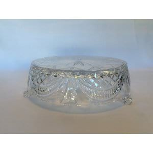 Glass Cake Riser 11.5