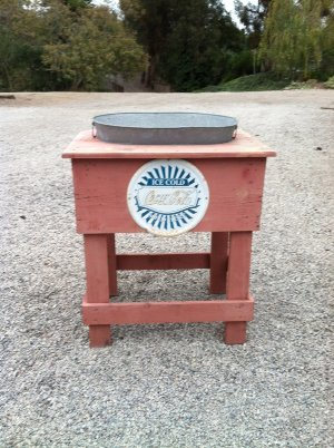 Funky Beverage Stand