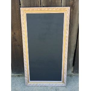perry pink and gold frame 24 x 48