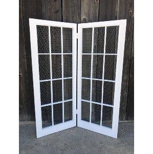 Delaney display doors