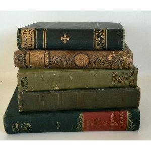 DARK GREEN BOOK