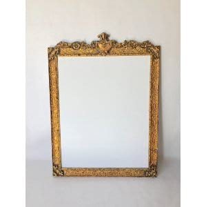 FLORETTEE GOLD FRAME