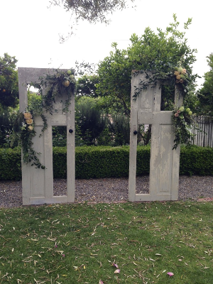 Gray Doors(set)