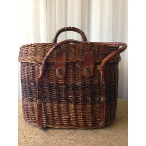 Large picnic style basket