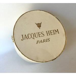 PARIS VINTAGE HATBOX