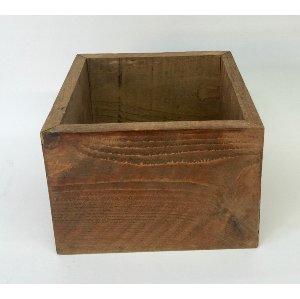 BRYCE WOOD BOX