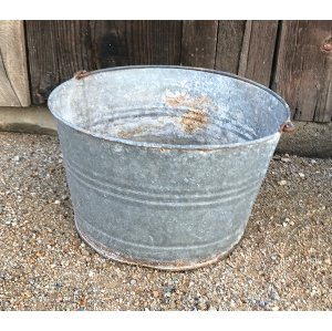 BAYARD GALVANIZED BUCKET