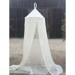 Gauze Fabric Canopy