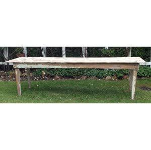 ELIZABETH WHITE FARM TABLE
