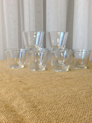 Clear Glass Votives
