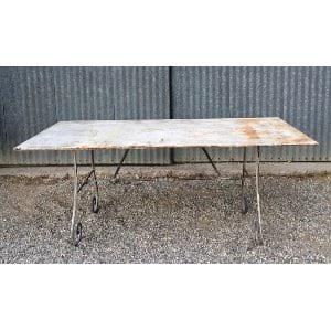 FARAH FRENCH IRON TABLE