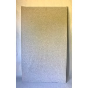 LINEN COVERED pin board