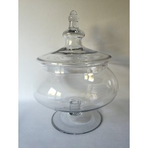 ALICE LARGE APOTHECARY JAR