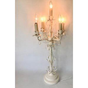 Tabletop chandelier