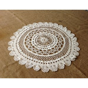 Table Size Doilies