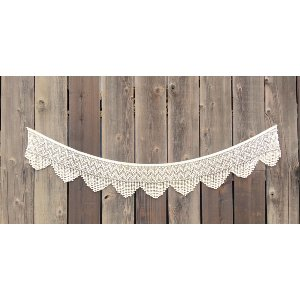 THERESA CROCHET BALL FRINGE TRIM