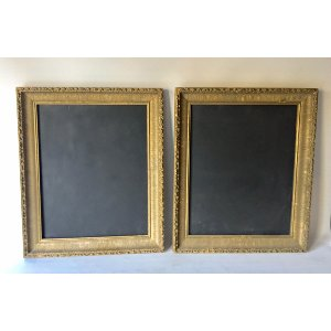 Matching Gold Frames (16x20)