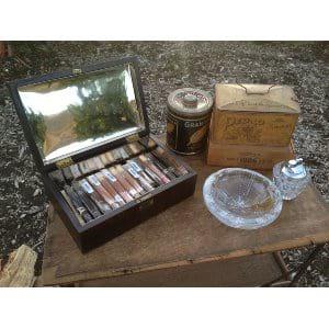 Cigar Bar Setup