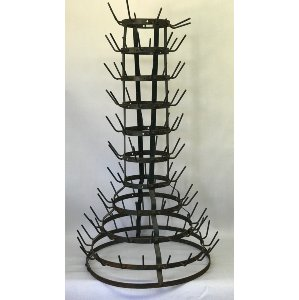RANDY GREEN FRENCH BOTTLE RACK 104