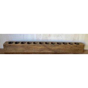 wood sugar mold