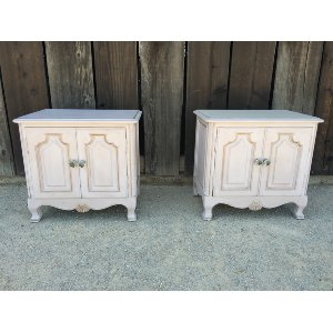 STELLA BLUSH SIDE TABLE