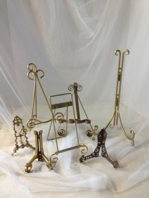 Small Tabletop Easels