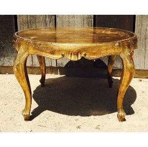 ALEXANDRA FLORENTINE COFFEE TABLE