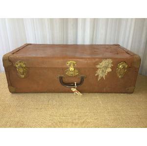 Tin Suitcase