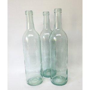 Blue bottle 12 inch
